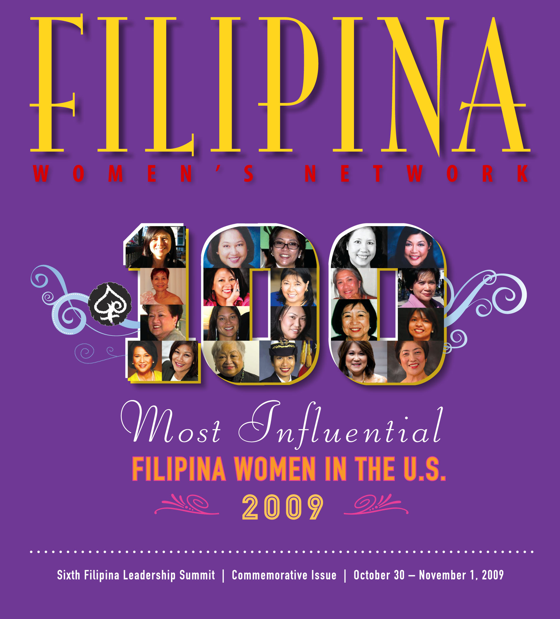 100 Most Influential Filipina Women in the U.S. (2009)
