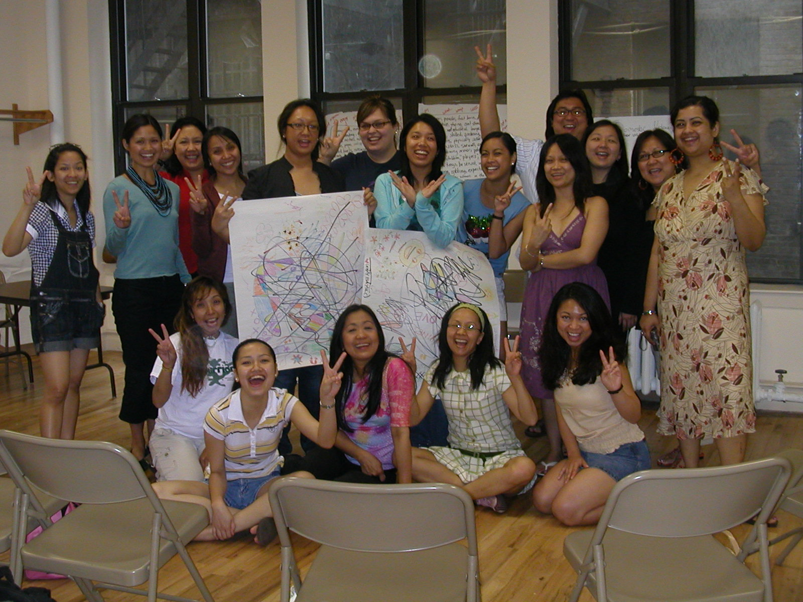 Domestic Violence Workshop TVM NYC 2006.jpg