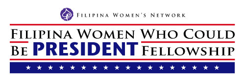 Filipina Women Who Could Be President Fellowship
